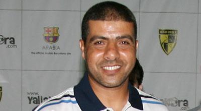 طارق العشري يستعد للمقاولون بالشباب