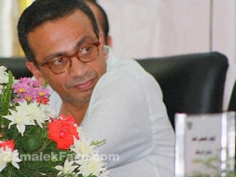 الجنايني : جلسة الصلح مع مرتضي منصور لا تزال قائمة