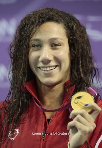 مصر تتوج رسمياً بلقب دورة الألعاب العربية بالدوحة قبل النهاية بيومين