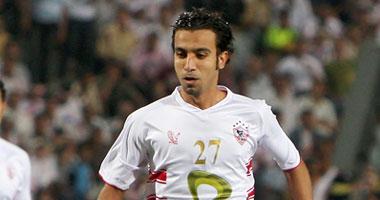"""محمد إبراهيم لاعب الزمالك السابق: """"الحكم"""" أهدى الأهلى الفوز على المقاصة"""
