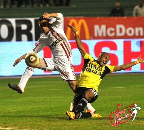 عصام عبد الفتاح: الصقر لمس الكرة بيده ولكن بعد صافرة الحكم