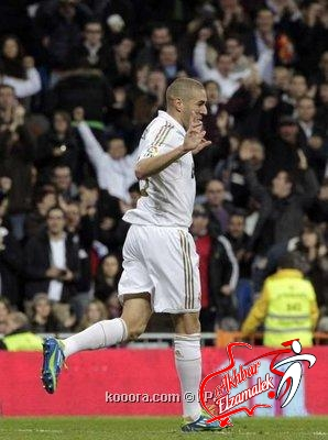 بنزيمة يتفوق على زيدان ويصبح أفضل هداف فرنسي في تاريخ ريال مدريد
