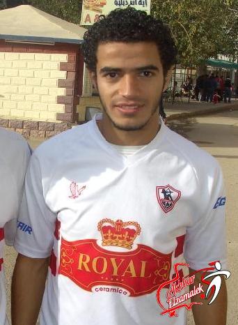 خاص.. إصابة عمر جابر بخلع في الكتف ..واللاعب يجري أشعة بعد المباراة