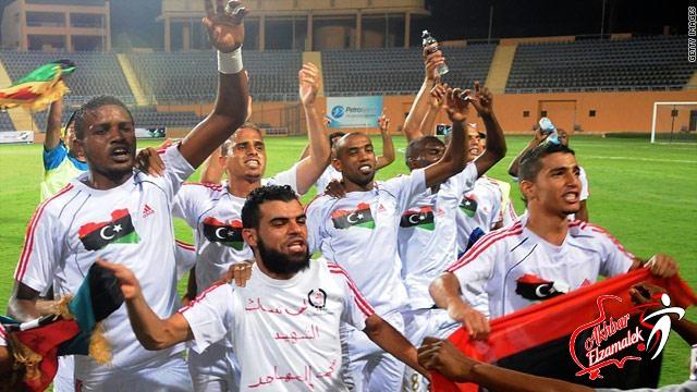 ليبيا تعلن قائمتها في امم افريقيا 2012
