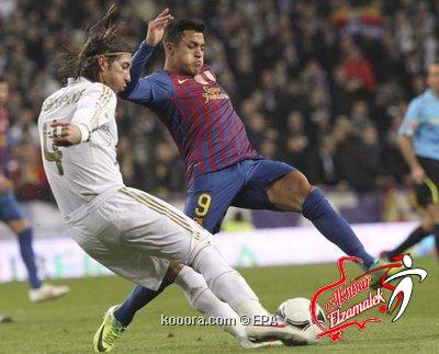 راموس: ريال مدريد يبقى كبيرا ويجب ألا ندع شيئا يفقد الفريق معنوياته