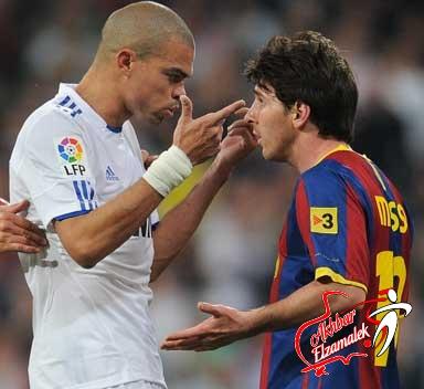 """بعد موقعة """"ميسي"""" .. اسبانيا تريد معاقبة  بيبي!!"""