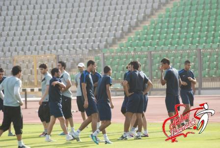 لعنة الاصابات تطارد لاعبي المصري قبل مواجهة الاهلي