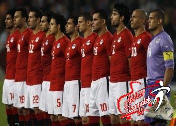 منتخب مصر يتجه إلي قطر لخوض ثلاث مباريات ودية