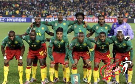 """لاعبو الكاميرون يوقعون عقدا """"أخلاقيا"""" لاستعادة بريق الفريق"""
