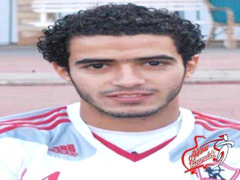 خاص .. المنتخب الأوليمبي يطلب من الزمالك ضم عمر جابر