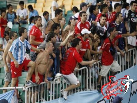 مسئول: كرة القدم بأمريكا تحتاج زيادة عدد المتفرجين في المنازل