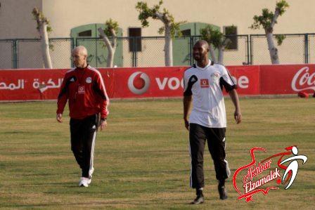 فيديو .. مدرب المنتخب يكشف ايجابيات معسكر السودان ويؤكد: شيكابالا كان ملتزماً!!