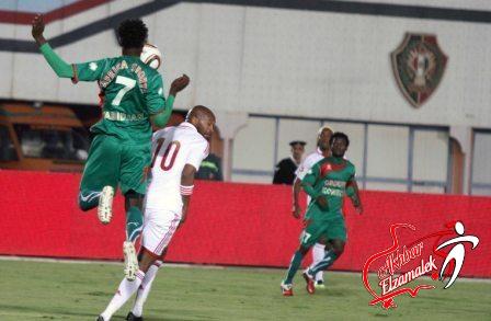 """""""النيل"""" تشتري حق بث مباراة المغرب الفاسي والزمالك في حالة تأهلهما لدور الـ 16"""