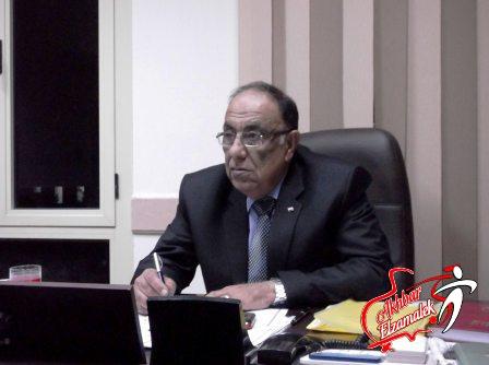خاص.. الزمالك يدرس إقالة أبو النجا من منصب المتحدث الرسمي