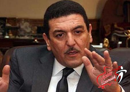 البناني يطالب بعثة الزمالك بالروح الرياضية عقب أحداث الجزيرة الليبي في تونس