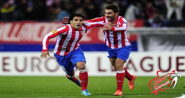 أتلتيكو مدريد في نهائي الدوري الأوربي