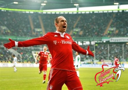 روبن: لقب دوري الأبطال أهم من كأس ألمانيا
