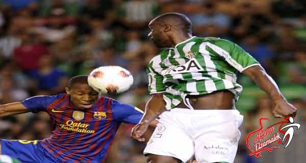 كيتا ينقذ برشلونة من الهزيمة