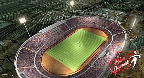 الزمالك يطلب اقامة مبارياته الافريقية على ستاد القاهرة بحضور الجماهير