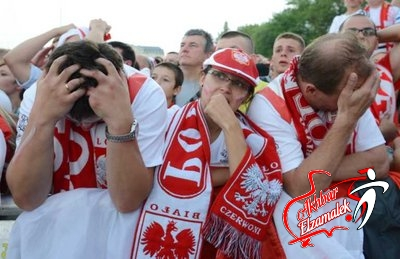 الاعلام البولندي يصف التعادل مع اليونان في افتتاح يورو 2012 بالمأساوي!!