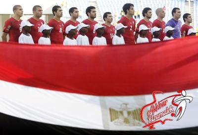 منتخب مصر يستأنف تدريباته بالاسكندرية استعداداً لأفريقيا الوسطى