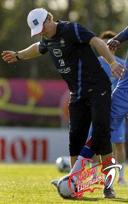 بلان يأمل ان يتحسن أداء فرنسا بشكل أكبر في المباريات المقبلة