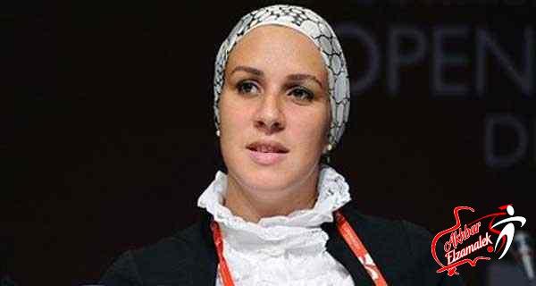 رانيا علواني مرشحة لتمثيل الرياضيين في اوليمبياد 2012