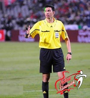 العراق تطيح بجريشة من ادارة مباراتها امام لبنان في كأس العرب!!