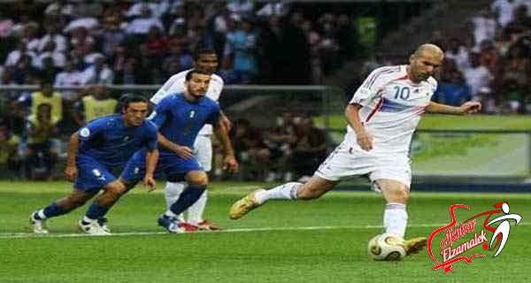 زيدان مرشح بقوة لتدريب المنتخب الفرنسي