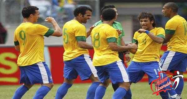 منتخب البرازيل يواجه الصين وجنوب أفريقيا استعدادا للمونديال