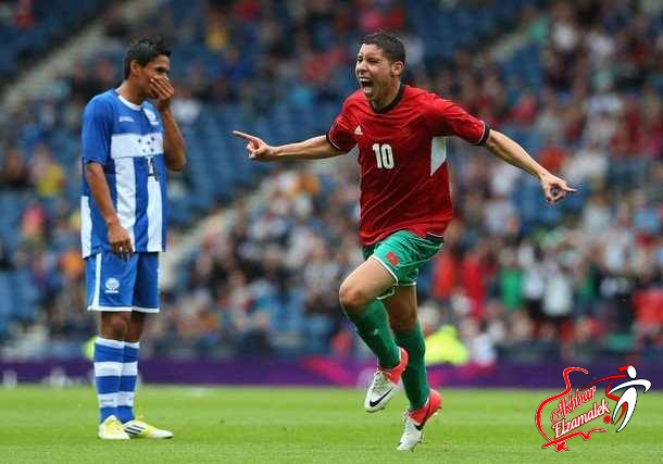 المغرب تتعادل مع هندوراس 2-2 في افتتاح أولمبياد لندن