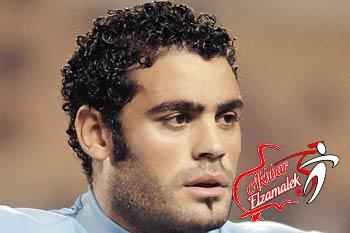 عبد المنصف ينضم رسميا لإنبي 3 مواسم