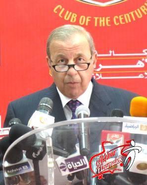 رئيس الأهلي يرفض التجديد مع وكالة الأهرام للإعلان