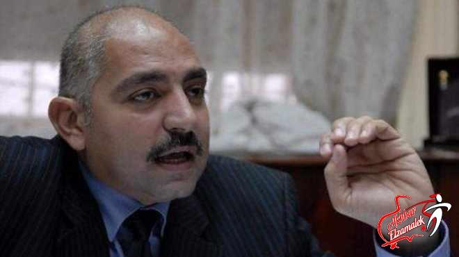 وزير الرياضية يستقيل رسمياً من النادي الاهلي