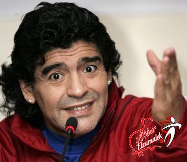 مارادونا يرفع دعوى تعويض لاستخدام صورته بدون تصريح