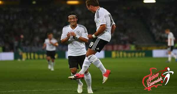فوز سهل لألمانيا وصعب لأيرلندا بتصفيات كأس العالم 2014