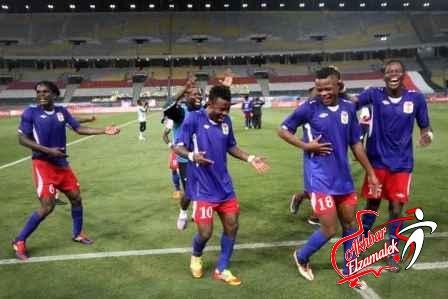 منتخب إفريقيا الوسطى يقترب من نهائيات الأمم الأفريقية 2013