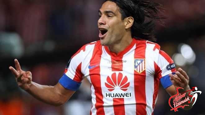 """""""فالكاو"""": نرغب في مواصلة أدائنا الجيد في مباراة """"تشيلي"""""""