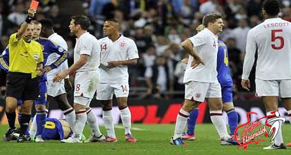 المنتخب الإنجليزي يخطف التعادل من أوكرانيا