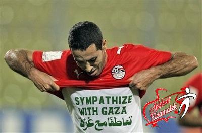 أبو تريكة ضمن القائمة النهائية لأفضل لاعبي القارة السمراء
