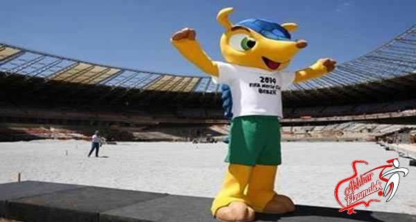 """الفيفا يطلق اسم """"فوليكو"""" على تميمة كأس العالم بالبرازيل"""