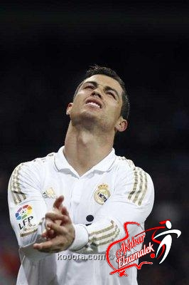 رونالدو فخور بترشحه لجائزة الكرة الذهبيه