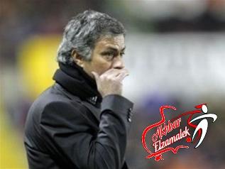 مورينيو يرفض التعليق على احتمال تركه ريال مدريد
