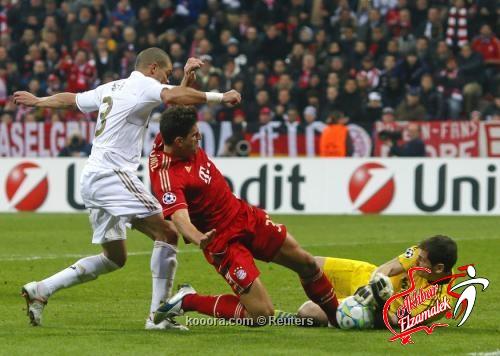 راموس وبيبي: بدأت مؤامرات التحكيم ضد ريال مدريد