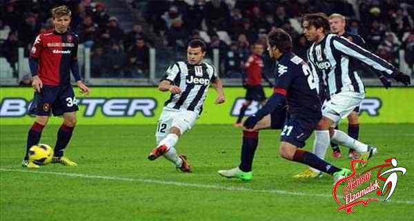 اليوفنتوس يصعد لدور 16لكأس إيطاليا