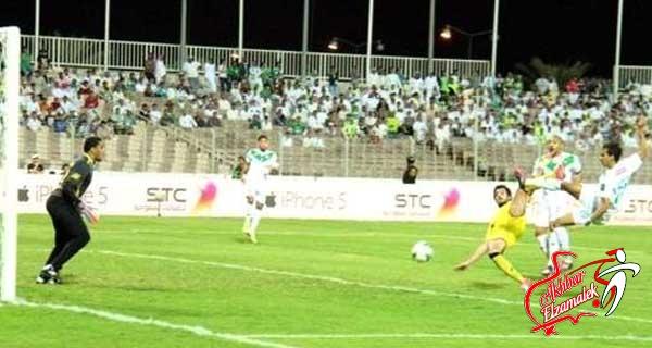 الأهلي يكتفي بالتعادل مع الرائد في الدوري السعودي