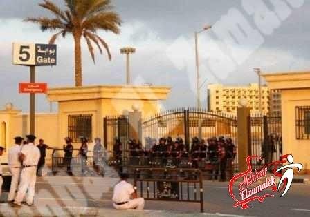 صدمة زملكاوية من أمن إسكندرية ـ الشرطة يستضيف الزمالك ـ النادي يلجأ لوزير الداخلية للخروج من «ورطة» الامن