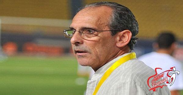 فييرا : بعض الإعلاميين سبب تأخر الكرة المصرية