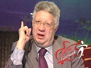 بالصورة .. مرتضى منصور يتمرد على الرئيس