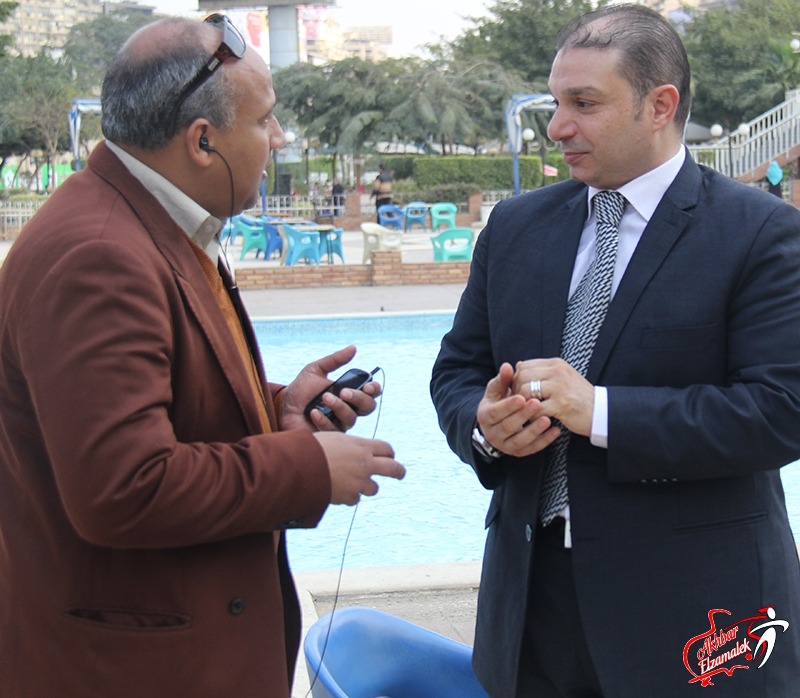 محمد رحمي يكتب: كلام من القلب .. سأظل خادم للزمالك واشكر المجلس على الثقة الغالية